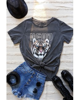 Camiseta Hero Strong Tiger