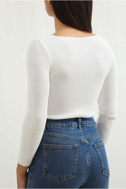 Jersey corto con textura...