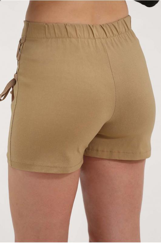 Falda pantalón lateral...